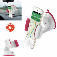 Iphone 8 Smartphone halterung Auto halter Handy AUT-Pink