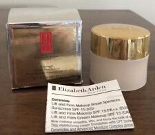 Elizabeth Arden Ceramide Ultra Lift And Firm Makeup SPF 15 - 1 OZ Choose Shade!!