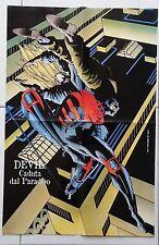 """Devil """"caduta dal paradizo"""" poster - Marvel 1994"""