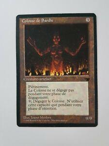 Colossus of Sardia - Antiquities (Magic/mtg) French Rare