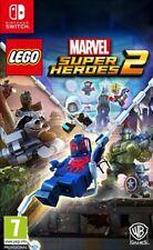 Lego Marvel Superheroes 2 (Interrupteur) Neuf et Scellé - Disponible - Rapide
