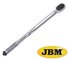 """LLAVE DINAMOMETRICA 1/2"""" 28-210 Newton con certificado de calibración- JBM 51127"""