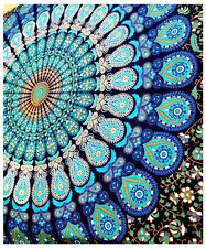 Wall Hanging Hippie Mandala Indian Ethnic Dorm Decor Tapestry Bohemian Bedspread