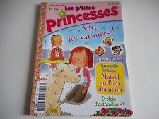 LES P'TITES PRINCESSES / VIVE LES VACANCES N° 66 JUIL-AOUT 2009