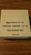 NOS genuine Nec print thimble for NEC impact printers Font Prestige Renown 15/12