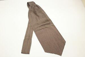 M B M Ascot Silk tie F11297 Made in Italy