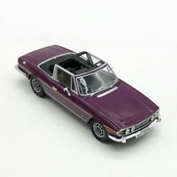 1/43 VANGUARDS PURPLE MVF 604M TRIUMPHSTAG Car Model Diecast Gift Collection