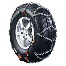 SNOW TIRE CHAINS WEISSENFELS RTR GR.2 REX TR 175/-14 17 mm THICKNESS