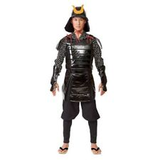Costume Play Japanese Samurai Body Armor Set of 4 Pcs From Japan with Tracking