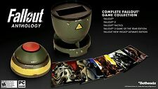 Official Fallout Anthology PC Game + Warranty!!!