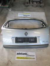 RENAULT LAGUNA SW 1.9 DCI 88KW 120CV 5P 6M F9QC7 (2003) REPLACEMENT BONNET REAR