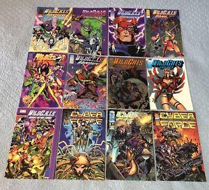 Massive Comic Book Clearance- 70 comic books (VF to NM-) MARVEL, DC, IMAGE!