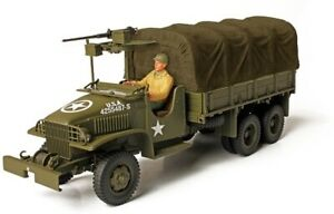 FORCES OF VALOR - GMC® 2.5 TON OPEN CAB CARGO TRUCK Andenes, 1944 1:72 85099
