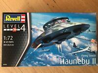 +++ Revell 03903 Flying Saucer Haunebu II 1:72 03903