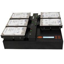 SySTOR Flatbed 1-4 SATA 150MB/sec Multi HDD/SSD Hard Drive Duplicator Copier