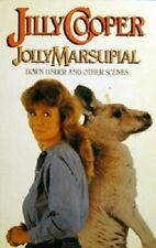 Jolly Marsupial by Cooper, Jilly Hardback Book The Fast Free Shipping