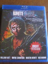 WHITE GHOST (1987) (Blu-Ray) CODE RED - WILLIAM KATT, ROSALIND CHAO - BRAND NEW!