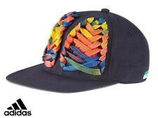 Adidas Stella McCartney Stellasport Rainbow Lace Baseball Hat New