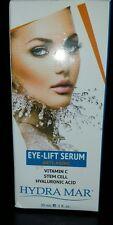 NIB Hydra Mar Eye Lift Serum Anti-Aging 1 oz