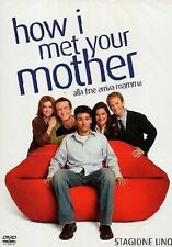 How I Met Your Mother - Alla Fine Arriva Mamma -1^ Stag. - Cof. 3 Dvd - Nuovo