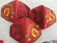 Manchester United Fan Club Colours Protection Face Cover New & Bagged Ideal Gift