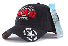 Black Jeep Since 1941 Embroidered Adjustable Hat Ball Cap New Free Shipping USA