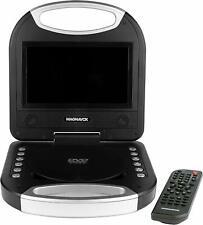 Magnavox MTFT750BK 7inch Portable DVD Player w/remote Black FREE SHIPPING