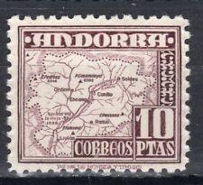 ANDORRA CORREO ESPAÑOL 1948-1953 EDIFIL 57**