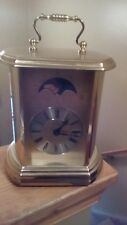 Sun stars and moon movement Montreux Clock battery operated made in Germany