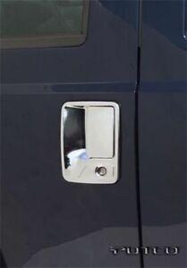 Putco 401009 Chrome Trim Door Handle Cover Ford Fullsize Truck 1999-2016 Set-4