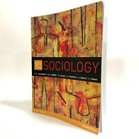 Sociology 5th Edition Paperback Textbook Various Authors Great Condition