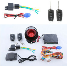 Car Auto One-Way Anti-Theft Device Alarm System Central Door Locking Automation