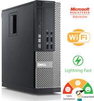 DELL Computer SFF Optiplex 790 i5 Quad Core 3.10Ghz Custom Build Windows 10