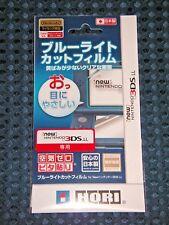 HORI Blue Light Cut Air Zero Perfect Fit Protective Filter new Nintendo 3DS XL