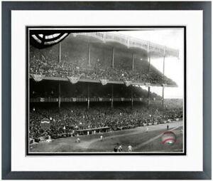 "New York Yankee Stadium 1927 World Series Photo (Size: 12.5"" x 15.5"") Framed"