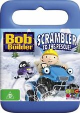 Bob The Builder - Scrambler To The Rescue (DVD, 2008) New & Sealed