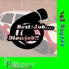 """Aufkleber Sticker /""""Blow Job Fucking Good/"""""""
