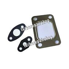 Turbo Gasket Kit For Holset HX30 Turbine Inlet Oil Inlet Outlet Komatsu 3539803