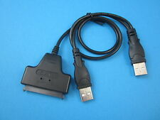 "USB 2.0 On SATA 2,5 "" Adapter Adapter Cable"