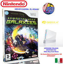 GEOMETRY WARS GALAXIES GIOCO ITA @@@ WII NUOVO ITALIANO