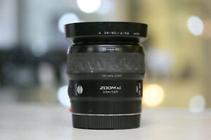 Minolta AF 28-80mm F4-5.6 Zoom Xi
