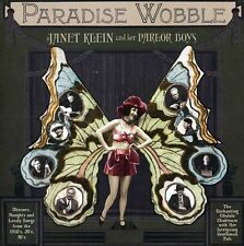 Janet Klein - Paradise Wobble [New CD]