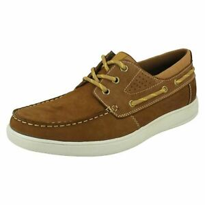 Mens Hush Puppes Casual Shoes 'Liam HPM2000-98'