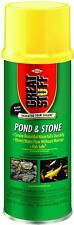 Great Stuff POND STONE 12 oz. Black Polyurethane Sealant Home Garden Foam Spray