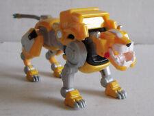 YELLOW LION - 2017 Voltron Legendary Defender 4 inch Playmates Figure