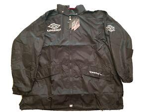 Umbro Pro Training Rain jacket Full Zip