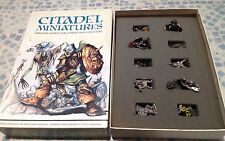 Citadel Miniatures Dungeon Monster Starter Set Boxed From 80's.
