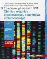 carbonio, gli enzimi, il DNA, chimica organica... Zanichelli cod:9788808937490