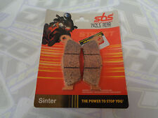 SBS Street Excel Sinter HH REAR Brake Pads for BMW R850RT R850 RT 1996-2001 NEW