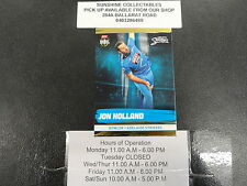 2016/17 CRICKET TAP N PLAY GOLD CARD NO.069 JON HOLLAND ADELAIDE STRIKERS